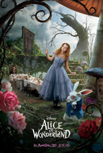 Poster Alice in Wonderland  n. 7