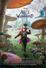 Poster Alice in Wonderland  n. 8