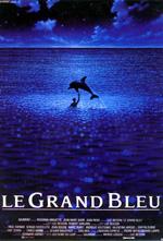 Poster Le grand bleu  n. 0