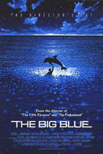 Poster Le grand bleu  n. 1