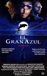 Poster Le grand bleu  n. 2