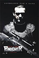 Poster Punisher: Zona di guerra  n. 1