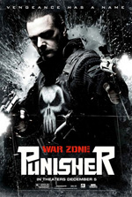Poster Punisher: Zona di guerra  n. 12