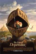 Poster Le avventure del topino Despereaux  n. 2