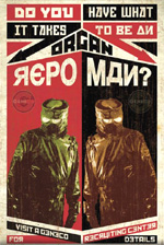 Poster Repo! The Genetic Opera!  n. 1
