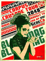 Poster Repo! The Genetic Opera!  n. 2