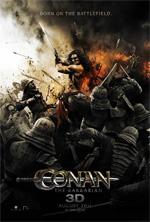 Poster Conan the Barbarian  n. 1