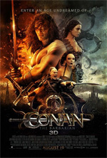 Poster Conan the Barbarian  n. 9