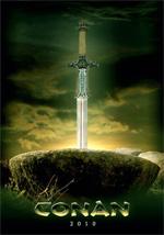 Poster Conan the Barbarian  n. 2