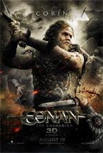 Poster Conan the Barbarian  n. 5