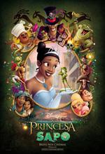 Poster La Principessa e il Ranocchio  n. 1