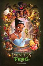Poster La Principessa e il Ranocchio  n. 2
