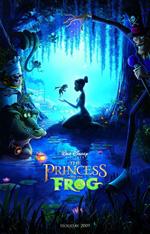 Poster La Principessa e il Ranocchio  n. 4