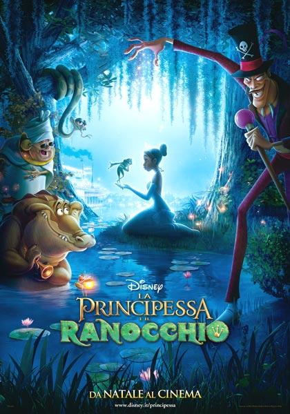 la principessa e il ranocchio gratis
