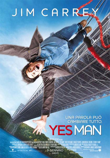 Locandina italiana Yes Man