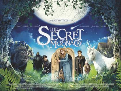 Poster Moonacre - I segreti dell'ultima luna