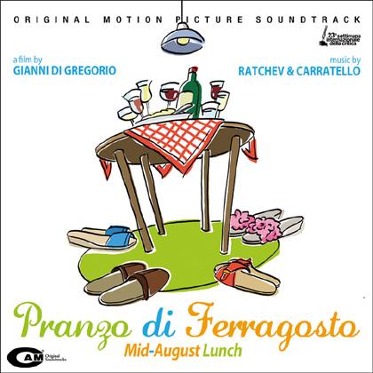 Cover CD Pranzo di ferragosto