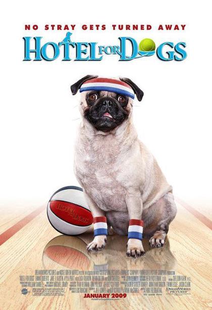 Poster Hotel Bau