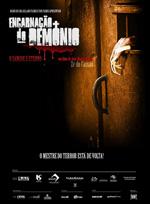 Poster Encarnação do demonio  n. 1
