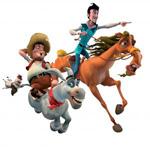 Poster Donkey Xote  n. 2
