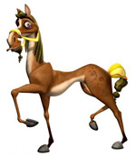 Poster Donkey Xote  n. 9