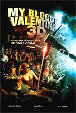 Poster San Valentino di sangue 3D  n. 1