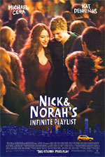 Poster Nick & Norah: Tutto accadde in una notte  n. 1