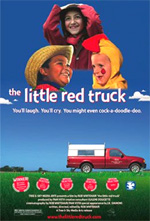 Trailer The Little Red Truck