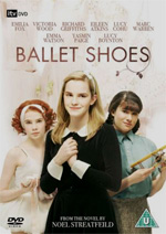 Locandina Ballet Shoes