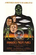Poster Gli invasori spaziali  n. 0