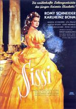 Locandina La principessa Sissi