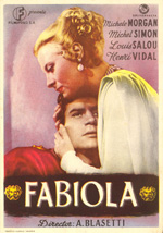 Poster Fabiola  n. 4