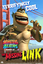 Poster Mostri contro alieni  n. 12