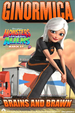 Poster Mostri contro alieni  n. 14