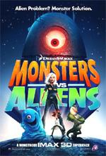 Poster Mostri contro alieni  n. 17