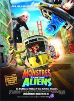 Poster Mostri contro alieni  n. 18