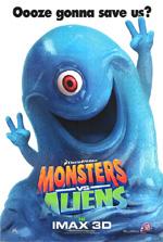Poster Mostri contro alieni  n. 2