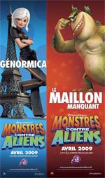 Poster Mostri contro alieni  n. 20