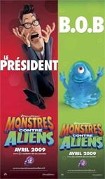 Poster Mostri contro alieni  n. 21