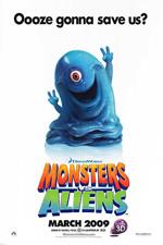 Poster Mostri contro alieni  n. 22