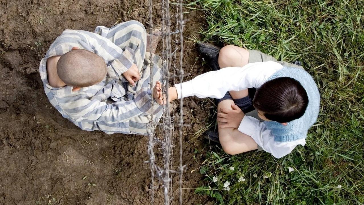 film il bambino col pigiama a righe