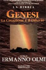 Locandina Genesi. La creazione e il diluvio