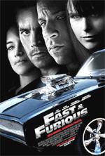 Poster Fast & Furious - Solo parti originali  n. 1