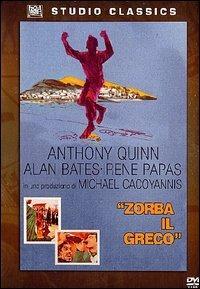 Locandina Zorba il greco