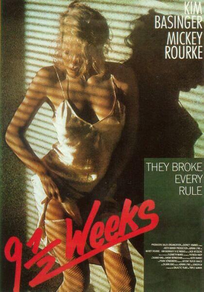 Poster 9 settimane e ½