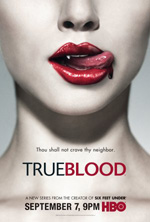 Poster True Blood  n. 0