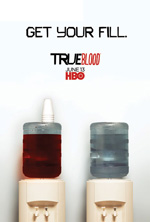 Poster True Blood  n. 34