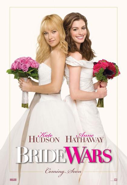 Poster Bride Wars - La mia migliore nemica