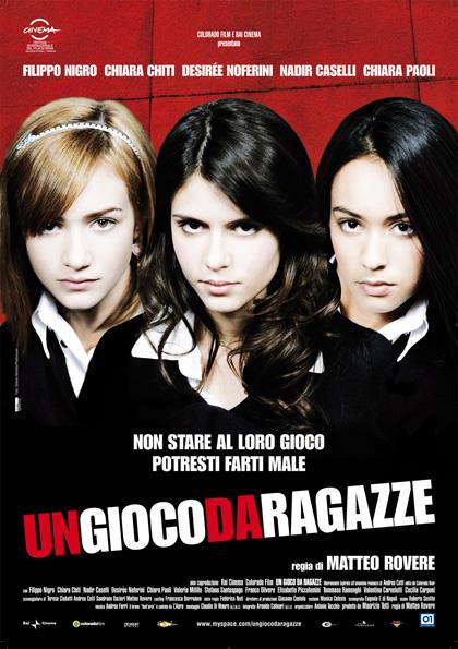Locandina italiana Un gioco da ragazze