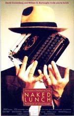 Poster Il pasto nudo  n. 1